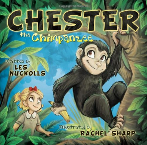 9781462111312: Chester the Chimpanzee