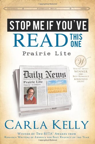 9781462111916: Stop Me If You've Read This One: Prairie Lite