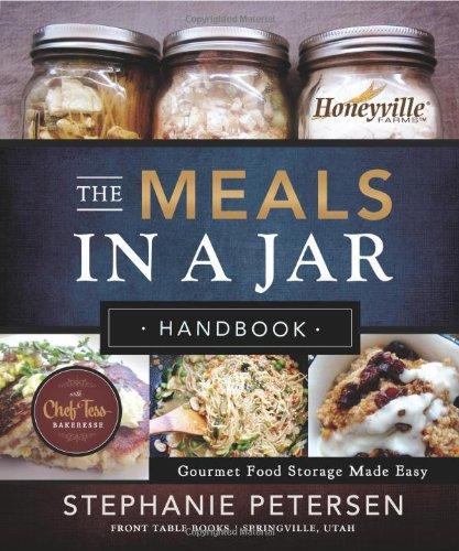 9781462113781: The Meals in a Jar Handbook: Gourmet Food Storage Made Easy