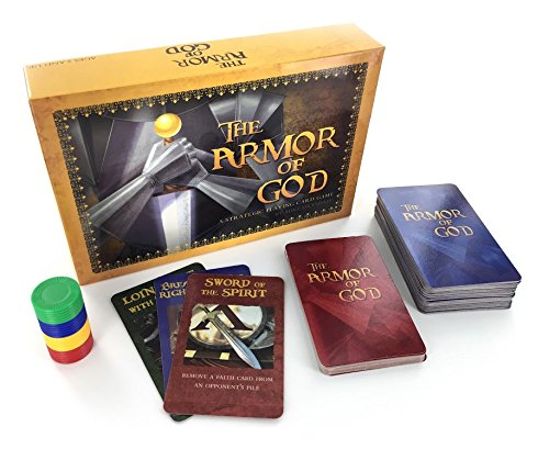9781462114955: Armor of God Game