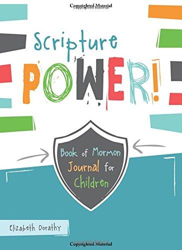 9781462116386: Scripture Power! Book of Mormon Journal for Children