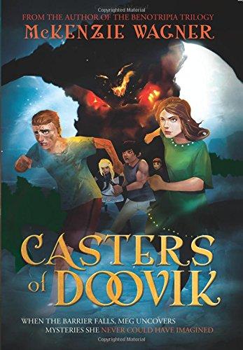 Casters of Doovik: McKenzie Wagner