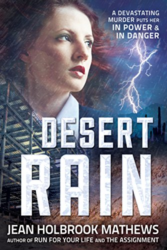 Desert Rain: Jean Holbrook Mathews