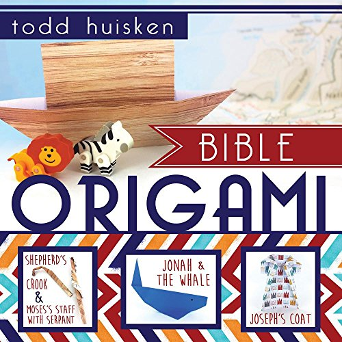 9781462119608: Bible Origami