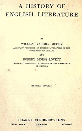 9781462212316: A History of English Literature