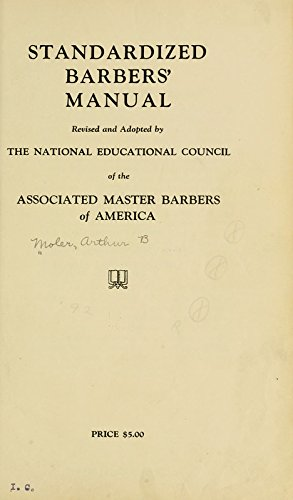 9781462221271: The Barbers' Manual: