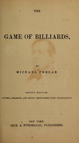 9781462231270: The Game of Billiards:
