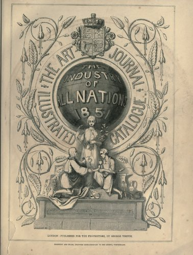 9781462238880: The Art Journal Illustrated Catalogue: The Industry of all Nations, 1851