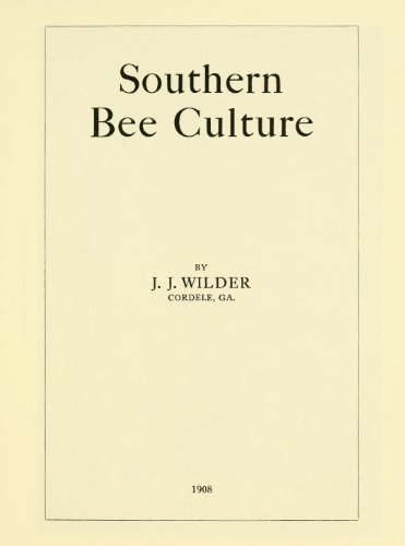 9781462253081: Southern Bee Culture