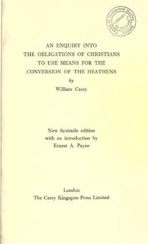 9781462268078: An Enquiry Into The Obligations Of Christians