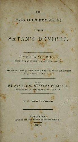 9781462271696: The Precious Remedies Against Satan's Devices