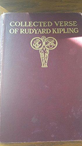 9781462282098: Collected Verse Of Rudyard Kipling