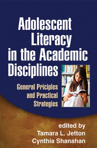 9781462502806: Adolescent Literacy in the Academic Disciplines: General Principles and Practical Strategies