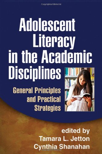 9781462502837: Adolescent Literacy in the Academic Disciplines: General Principles and Practical Strategies