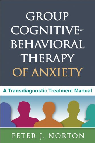 9781462504800: Group Cognitive-Behavioral Therapy of Anxiety: A Transdiagnostic Treatment Manual