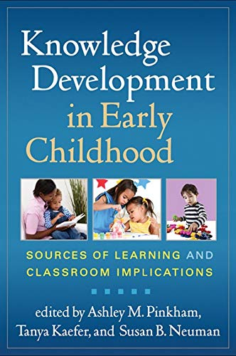 9781462504992: Knowledge Development in Early Childhood: Sources of Learning and Classroom Implications