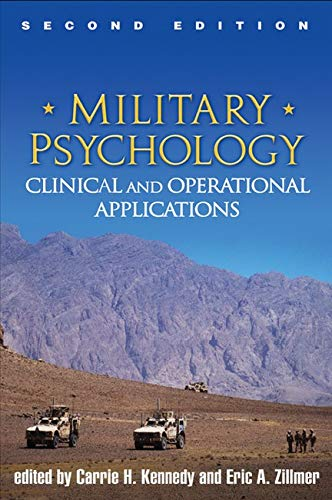 9781462506491: Military Psychology, Second Edition: Clinical and Operational Applications