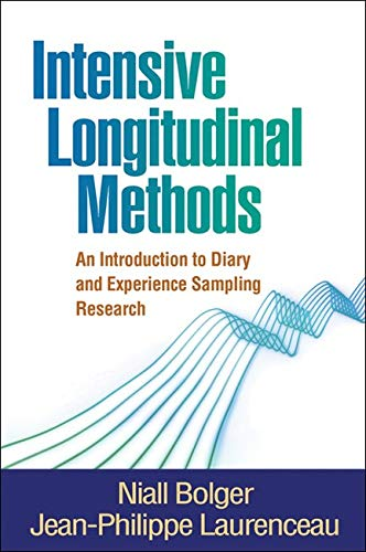 9781462506781: Intensive Longitudinal Methods: An Introduction to Diary and Experience Sampling Research (Methodology in the Social Sciences)