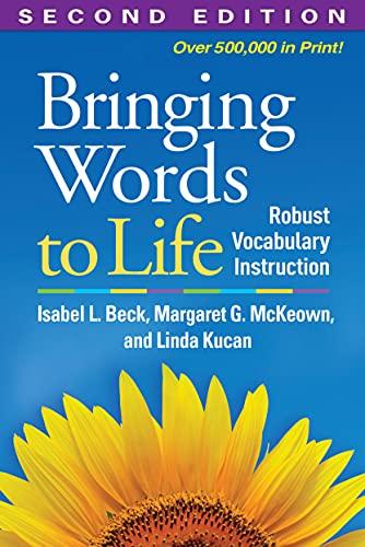 9781462508242: Bringing Words to Life: Robust Vocabulary Instruction