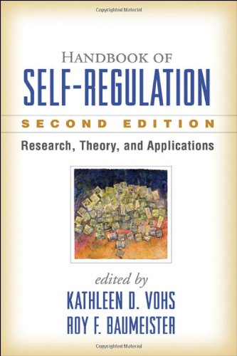 9781462509515: Handbook of Self-Regulation, Second Edition: Research, Theory, and Applications