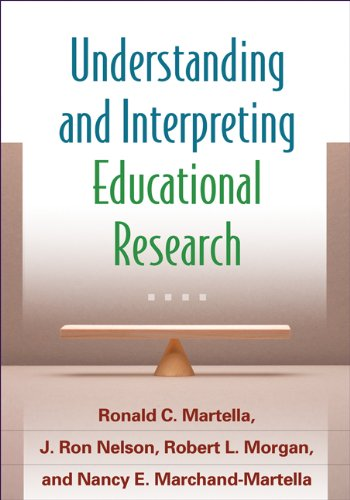Understanding and Interpreting Educational Research: Martella, Ronald C./