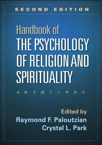 9781462510061: Handbook of the Psychology of Religion and Spirituality, Second Edition