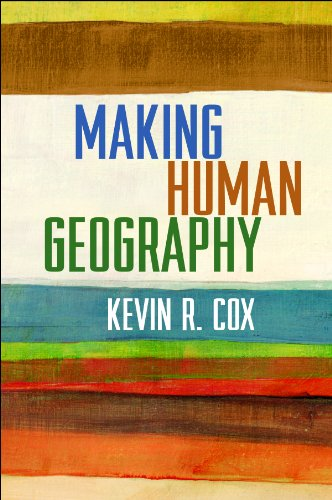 9781462512836: Making Human Geography