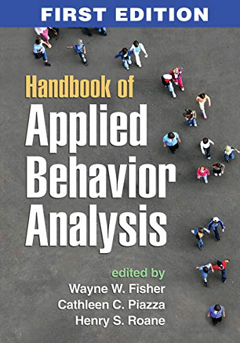 9781462513383: Handbook of Applied Behavior Analysis