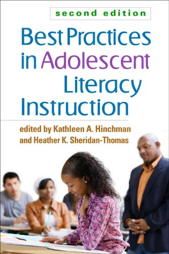 Best Practices in Adolescent Literacy Instruction (Paperback)
