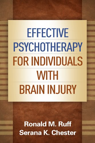 9781462516780: Effective Psychotherapy for Individuals with Brain Injury