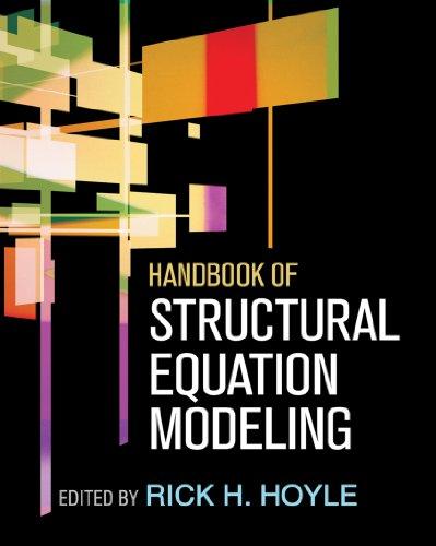 9781462516797: Handbook of Structural Equation Modeling