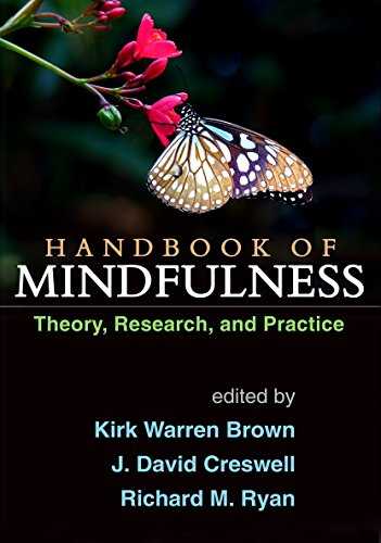 9781462518906: Handbook of Mindfulness: Theory, Research, and Practice