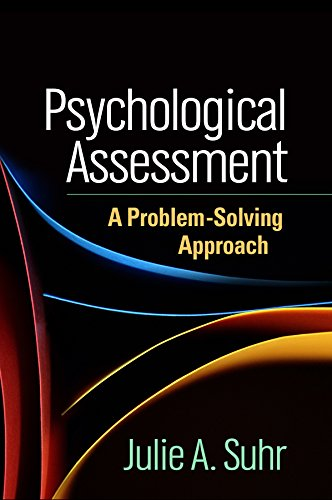 9781462519583: Psychological Assessment: A Problem-Solving Approach (Evidence-Based Practice in Neuropsychology)