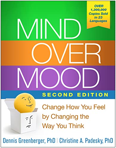 9781462520428: Mind Over Mood, Second Edition: Change How You Feel by Changing the Way You Think