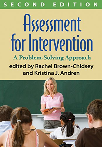 9781462520947: Assessment for Intervention, Second Edition: A Problem-Solving Approach