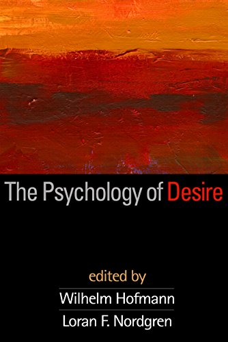 9781462521609: The Psychology of Desire