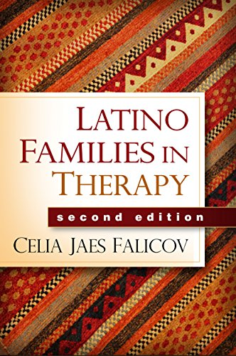 9781462522323: Latino Families in Therapy, Second Edition (GUILFORD FAMILY THERAPY SERIES)