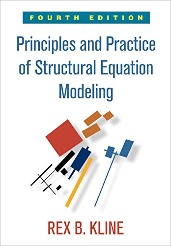 9781462523351: Principles and Practice of Structural Equation Modeling, Fourth Edition (Methodology in the Social Sciences)