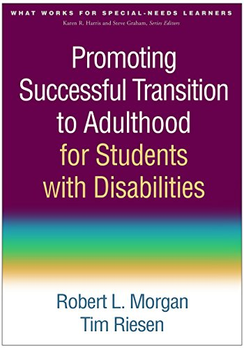 9781462523993: Promoting Successful Transition to Adulthood for Students with Disabilities (What Works for Special-Needs Learners)
