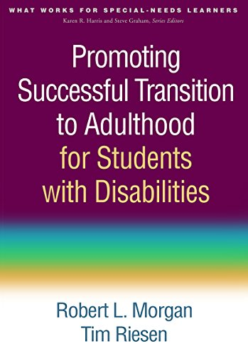 9781462524136: Promoting Successful Transition to Adulthood for Students with Disabilities (What Works for Special-Needs Learners)