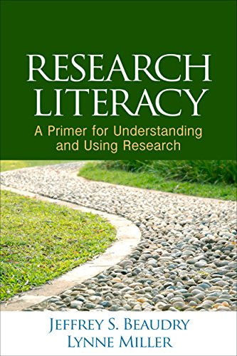 9781462524631: Research Literacy: A Primer for Understanding and Using Research