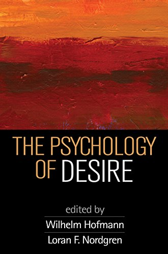 9781462527687: The Psychology of Desire