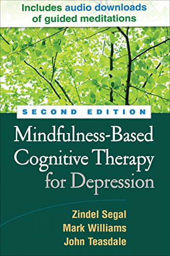 9781462537037: Mindfulness-Based Cognitive Therapy for Depression: A New Approach to Preventing Relapse