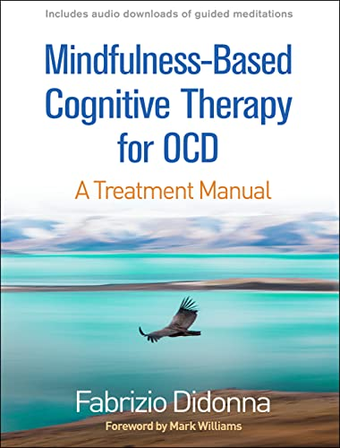 9781462539277: Mindfulness-Based Cognitive Therapy for OCD: A Treatment Manual