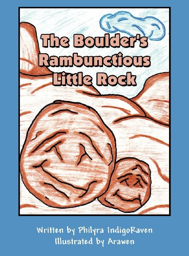 9781462636167: The Boulder's Rambunctious Little Rock
