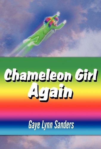9781462673780: Chameleon Girl Again