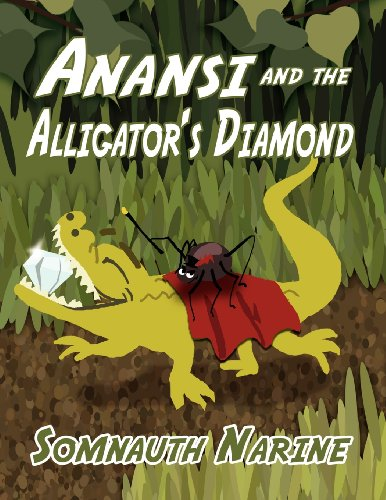 Anansi and the Alligators Diamond: Somnauth Narine