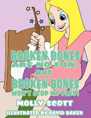 Broken Bones Are No Fun, But Broken Bones Wont Stop My Play: Molly Scott