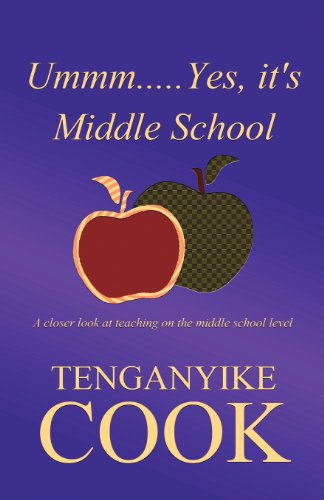 9781462694310: Ummm.....Yes, It's Middle School: A Closer Look at Teaching on the Middle School Level