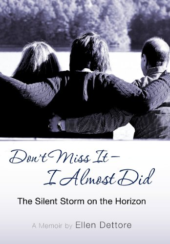 9781462722402: Don't Miss It-I Almost Did: The Silent Storm on the Horizon